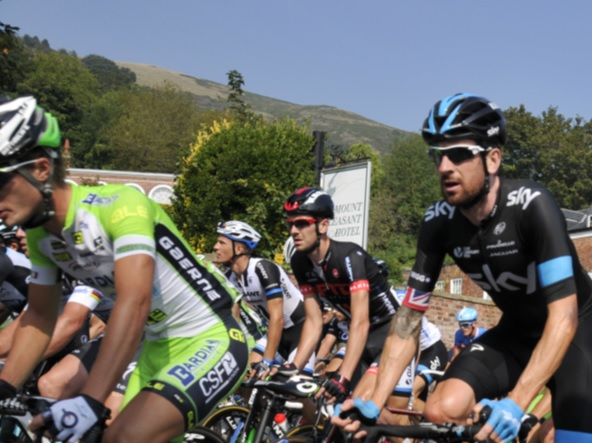 Tour of Britain 2017 comes to Malvern on 10th September 2017